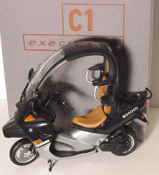 1 10 Bmw C1 Executive Werbemodell Minichamps 80430024496
