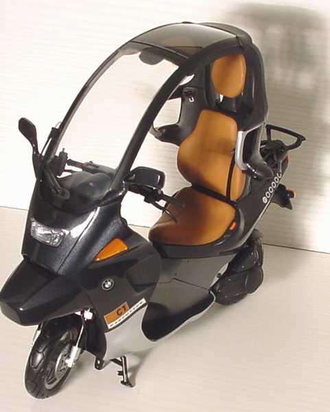 Bmw C1 Executive Werbemodell Minichamps 80430024496 Bild 2