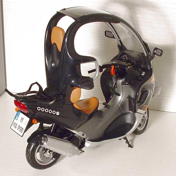 Bmw C1 Executive Werbemodell Minichamps 80430024496 Bild 3