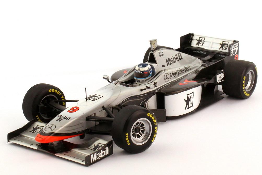 1:18 McLaren Mercedes MP4/12 Formel 1 1997 Nr.9, Mika Hakkinen (MB)