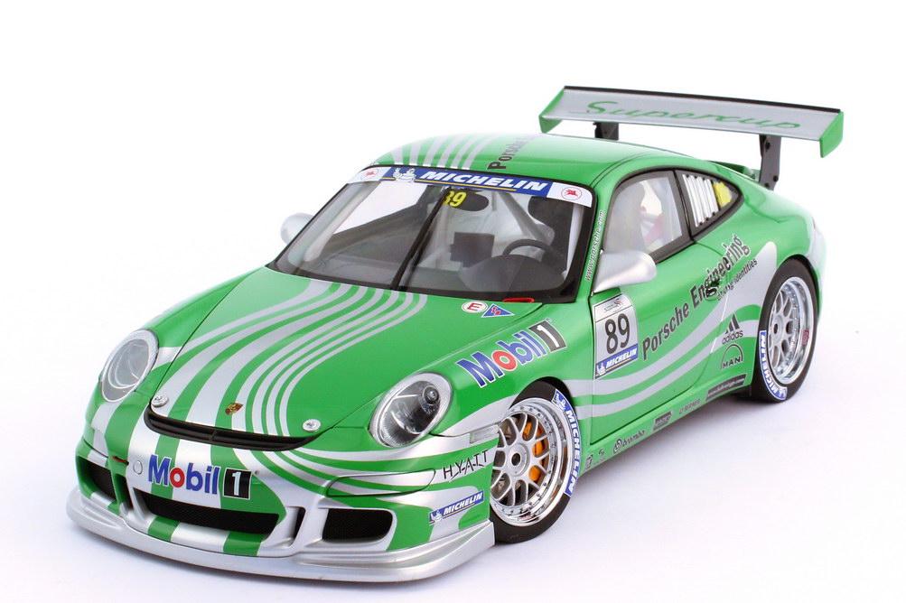 1:18 Porsche 911 GT3 Cup (997) Supercup 2006