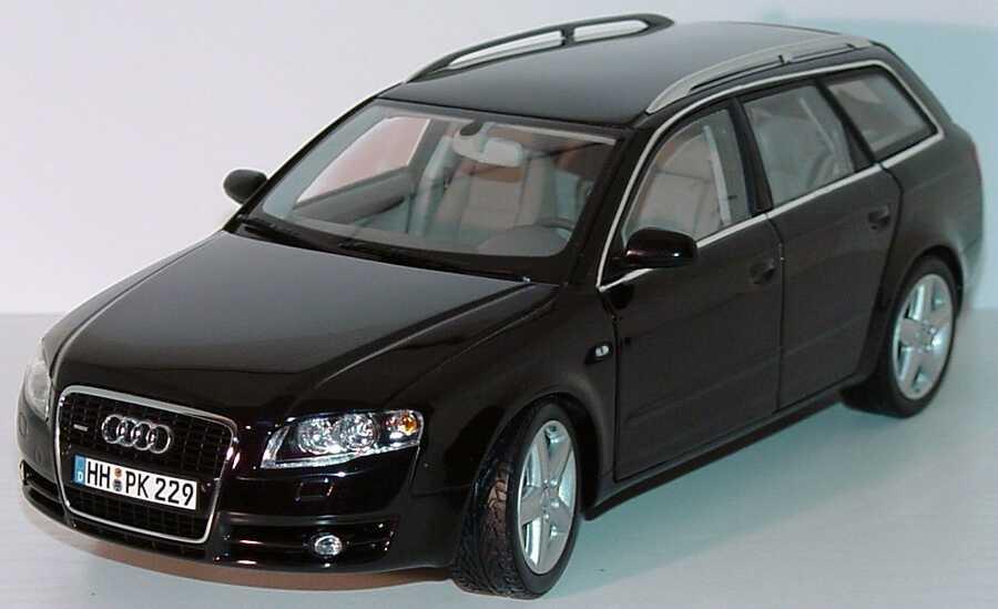 Audi A4 Avant Facelift 2004 Phantomschwarz Met