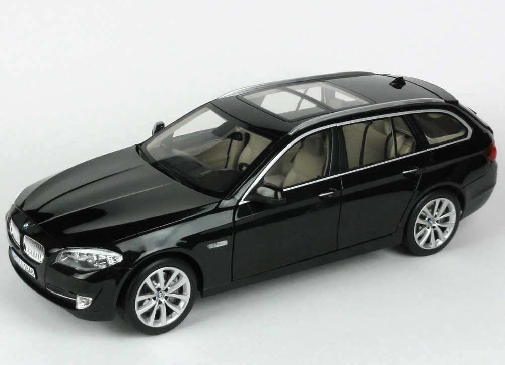 1 18 bmw 5er 550i touring f11 saphirschwarz met. Black Bedroom Furniture Sets. Home Design Ideas