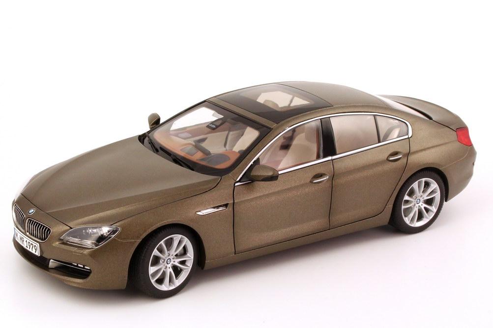 bmw 6er gran coupé 650i (f06) frozen-bronze-met. matt werbemodell