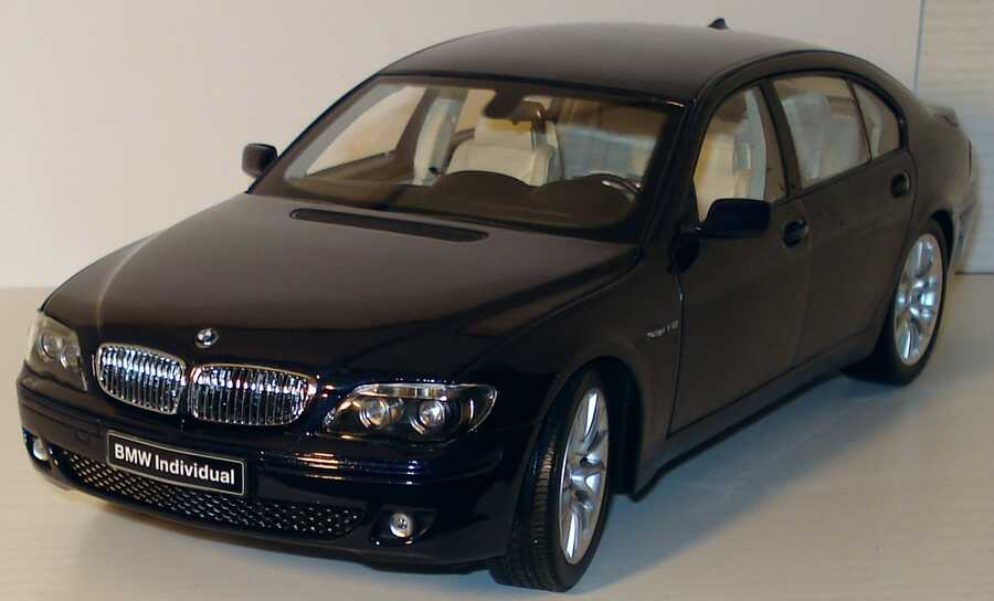 bmw 7er lang facelift e66 individual blueonyx met. Black Bedroom Furniture Sets. Home Design Ideas
