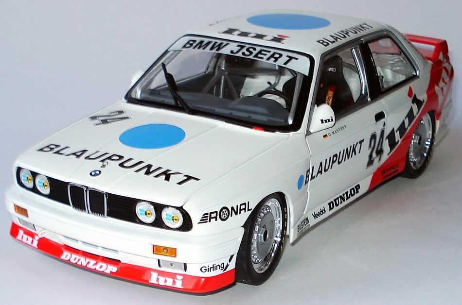 Bmw M3 E30 Dtm. 1:18 BMW M3 (E30) DTM 1987