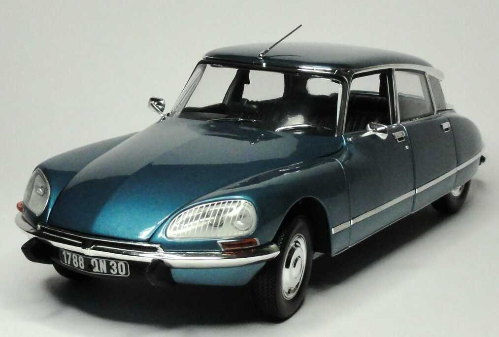 citroen ds 23 pallas delta blau met norev 181576 bild 2. Black Bedroom Furniture Sets. Home Design Ideas