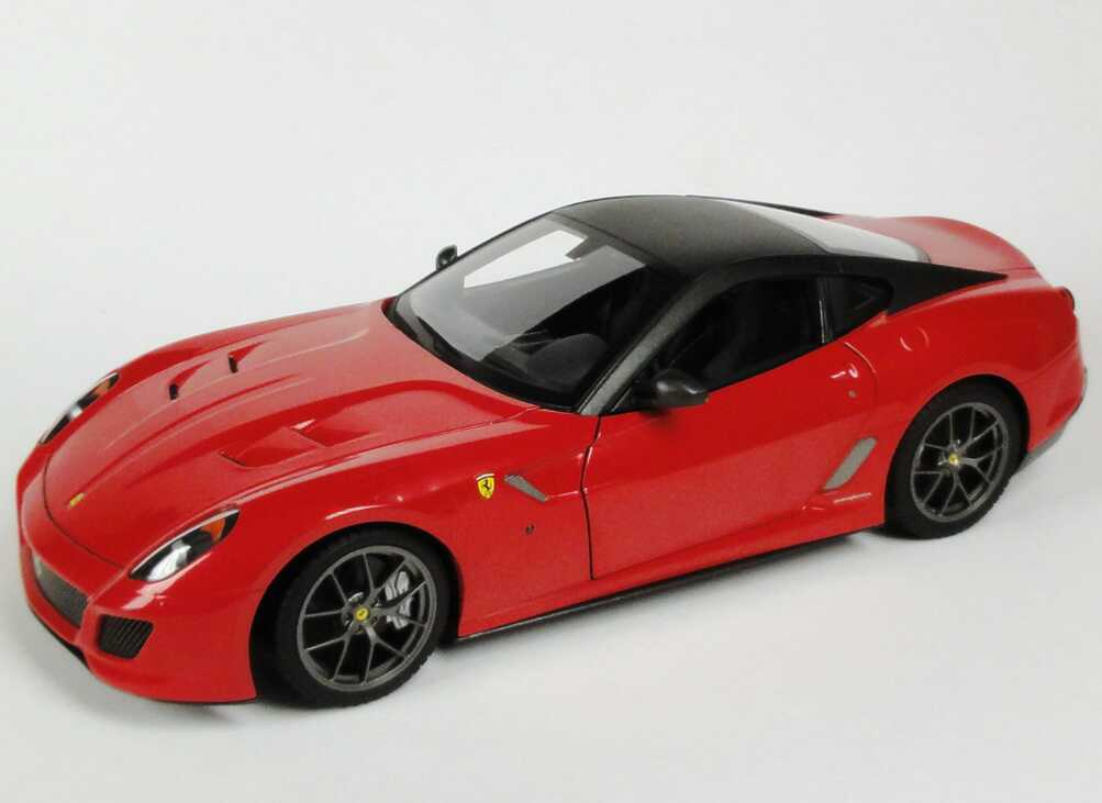 1 18 ferrari 599 gto rot elite t6925. Black Bedroom Furniture Sets. Home Design Ideas