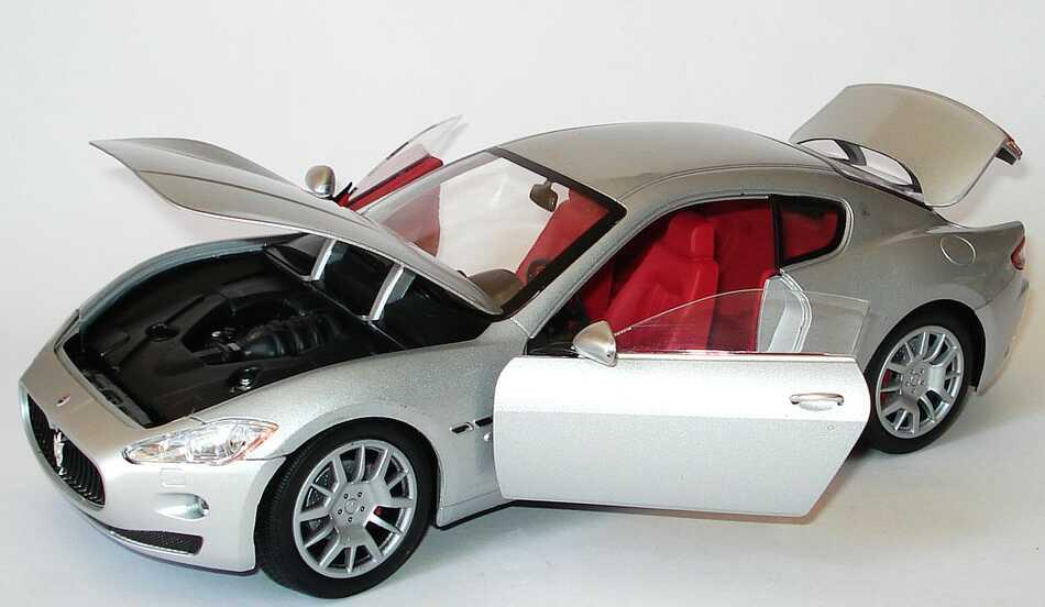 Maserati granturismo silber met mondo motors 500413 bild 5 for M i motors