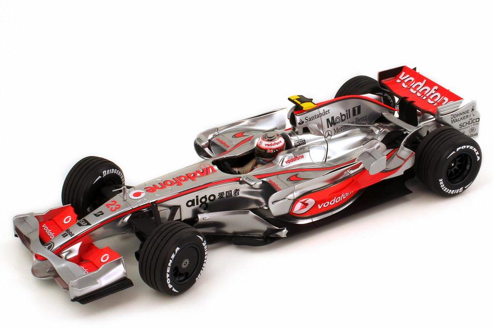 1:18 McLaren Mercedes MP 4-23 Formel 1 2008