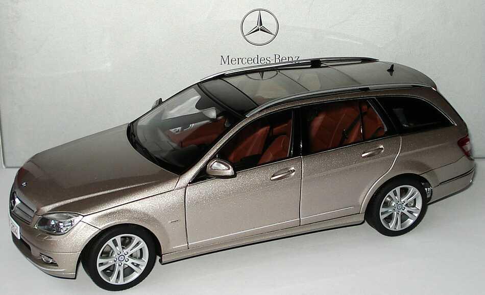 1 18 mercedes benz c klasse t modell avantgarde s204. Black Bedroom Furniture Sets. Home Design Ideas