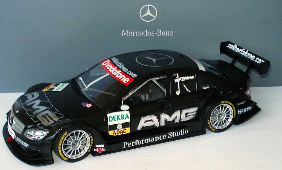 1:18 Mercedes-Benz C-Klasse (W204) DTM 2007