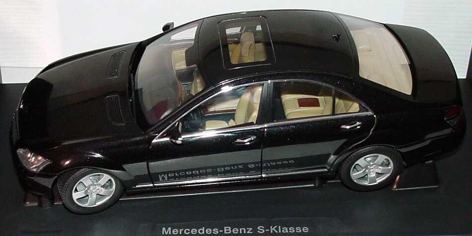 Modellauto Mercedes S Klasse