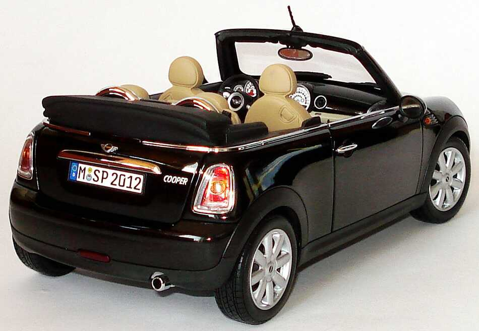 mini cooper cabrio r57 2009 midnightblack met. Black Bedroom Furniture Sets. Home Design Ideas