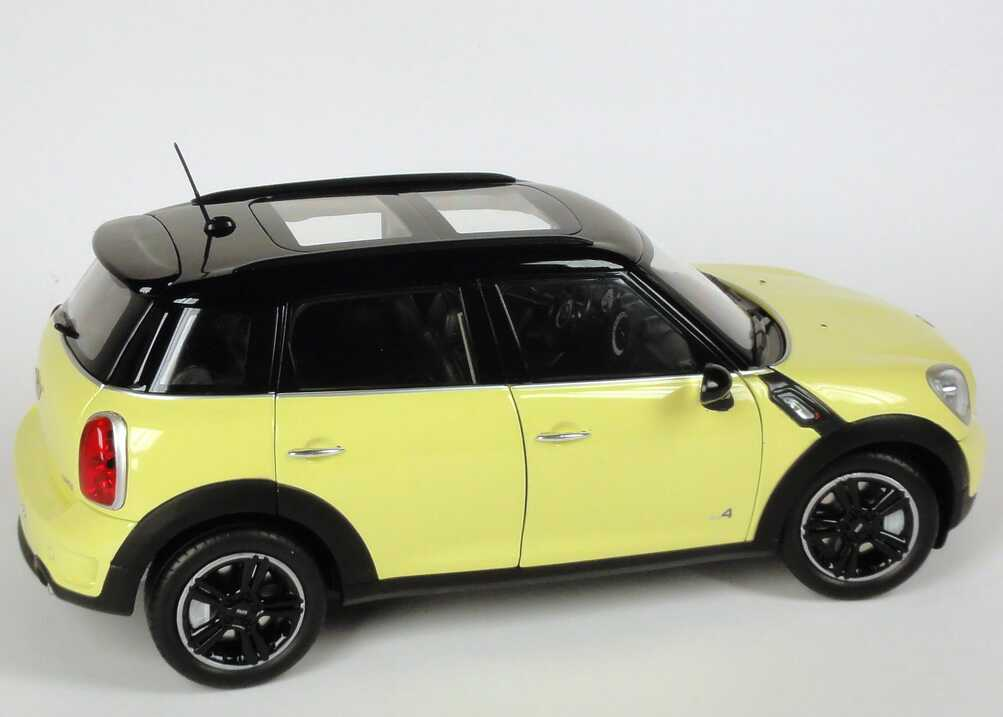 mini countryman r60 ab 2010 modellautos bei. Black Bedroom Furniture Sets. Home Design Ideas