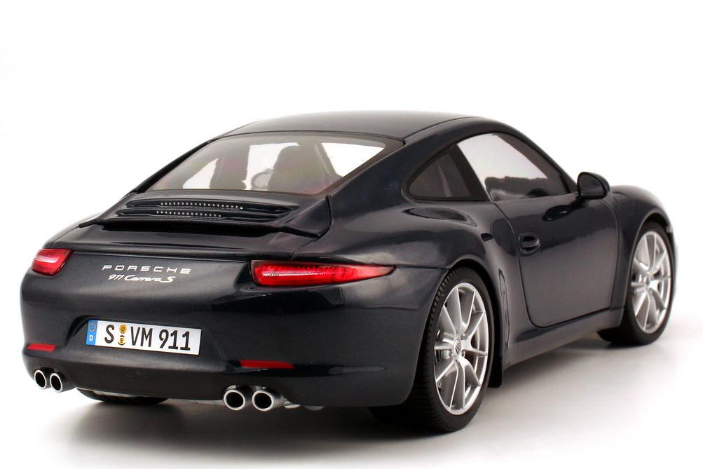 porsche 911 carrera s typ 991 dunkel blau met. Black Bedroom Furniture Sets. Home Design Ideas