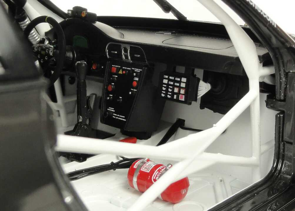 Foto 1:18 Porsche 911 GT3 Cup (997) 2010 20 Jahre Carrera Cup Nr.1 Werbemodell Minichamps WAP0210090B