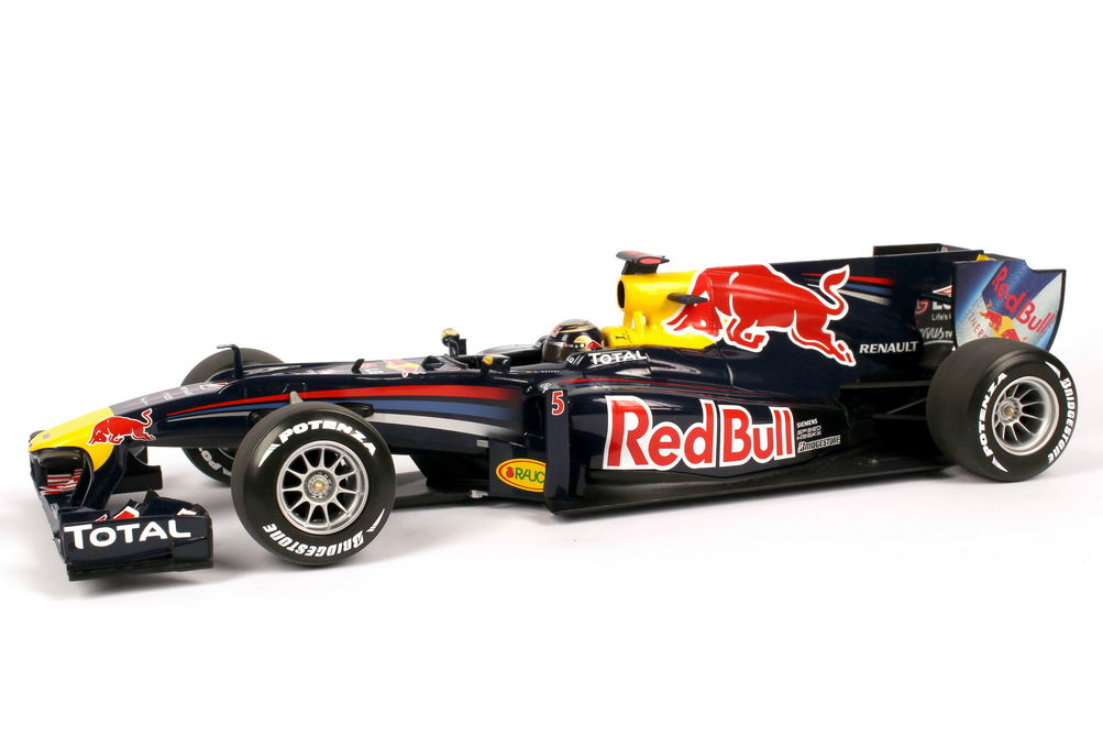 red bull racing renault rb6 formel 1 2010 nr 5 sebastian. Black Bedroom Furniture Sets. Home Design Ideas