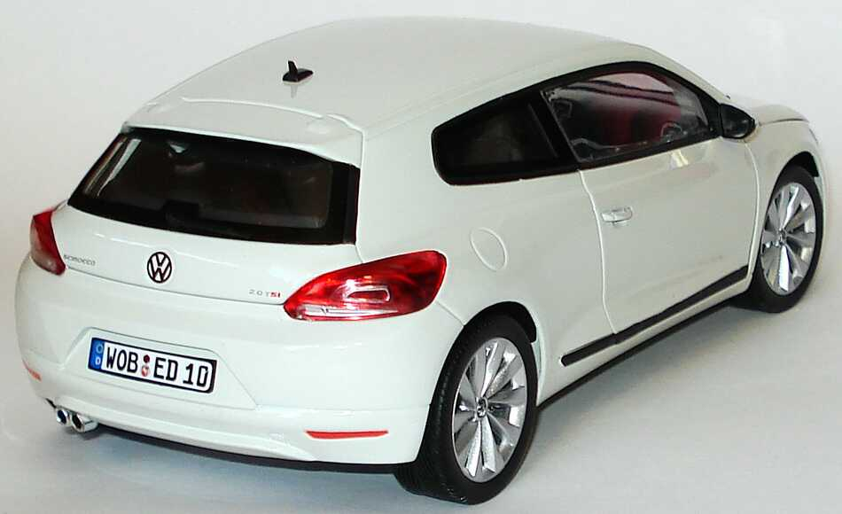 vw scirocco iii candywei werbemodell norev 1k8099302b9a. Black Bedroom Furniture Sets. Home Design Ideas