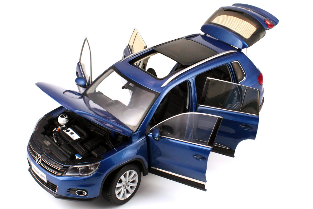 vw shanghai volkswagen tiguan 2009 blau met paudi 2227bl bild 7. Black Bedroom Furniture Sets. Home Design Ideas