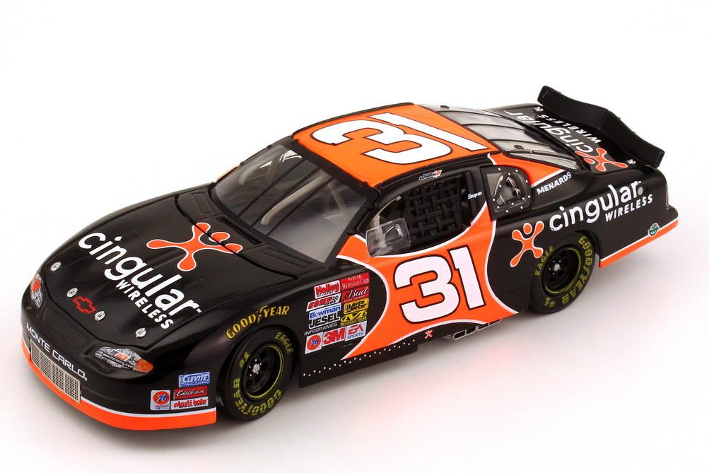 1:24 Chevrolet Monte Carlo SS NASCAR 2002