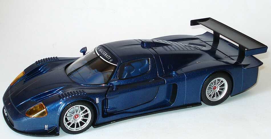 1 24 maserati mc12 corsa blau met mondo motors 510559 for M i motors