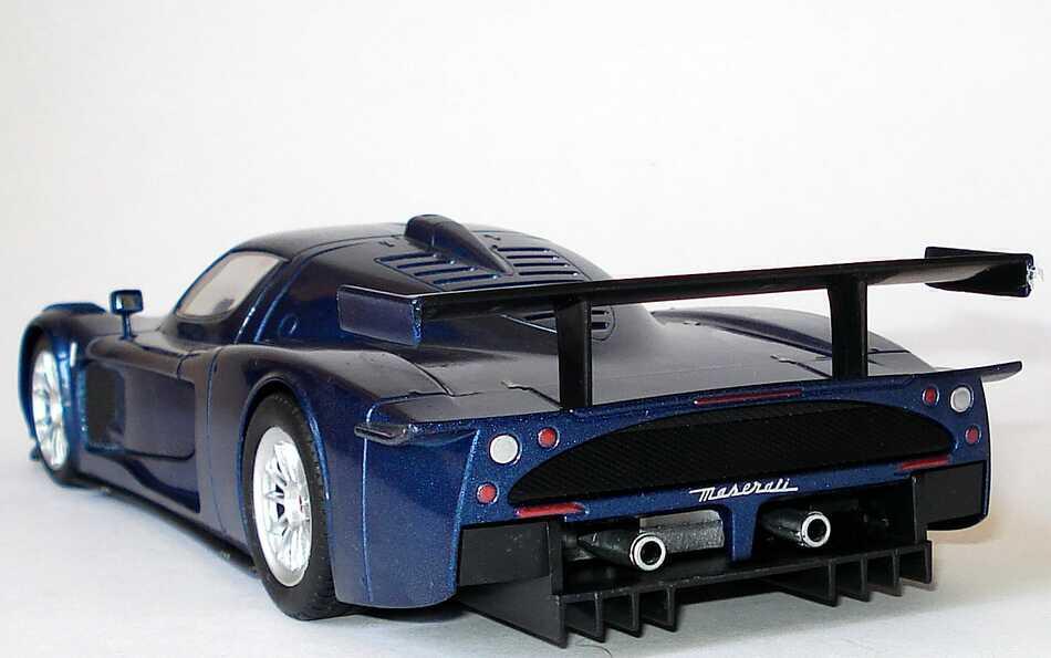 Maserati mc12 corsa blau met mondo motors 510559 bild 3 for M i motors
