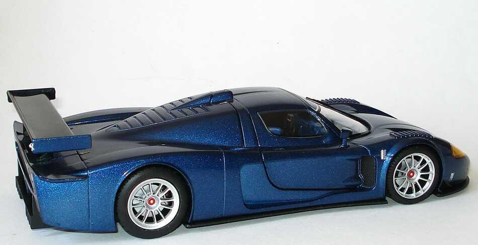 Maserati mc12 corsa blau met mondo motors 510559 bild 4 for M i motors