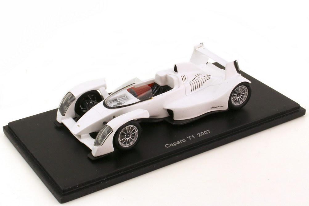 1:43 Caparo T1 2007 weiß
