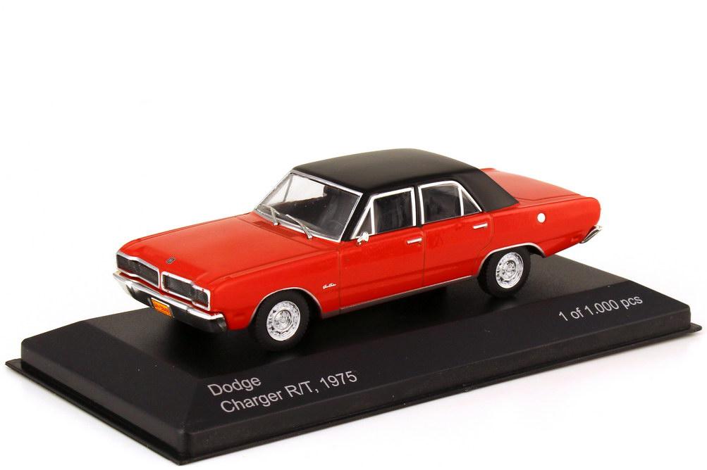 1:43 Dodge Brazilian Charger R/T 4-door (1975) rot, Dach schwarz