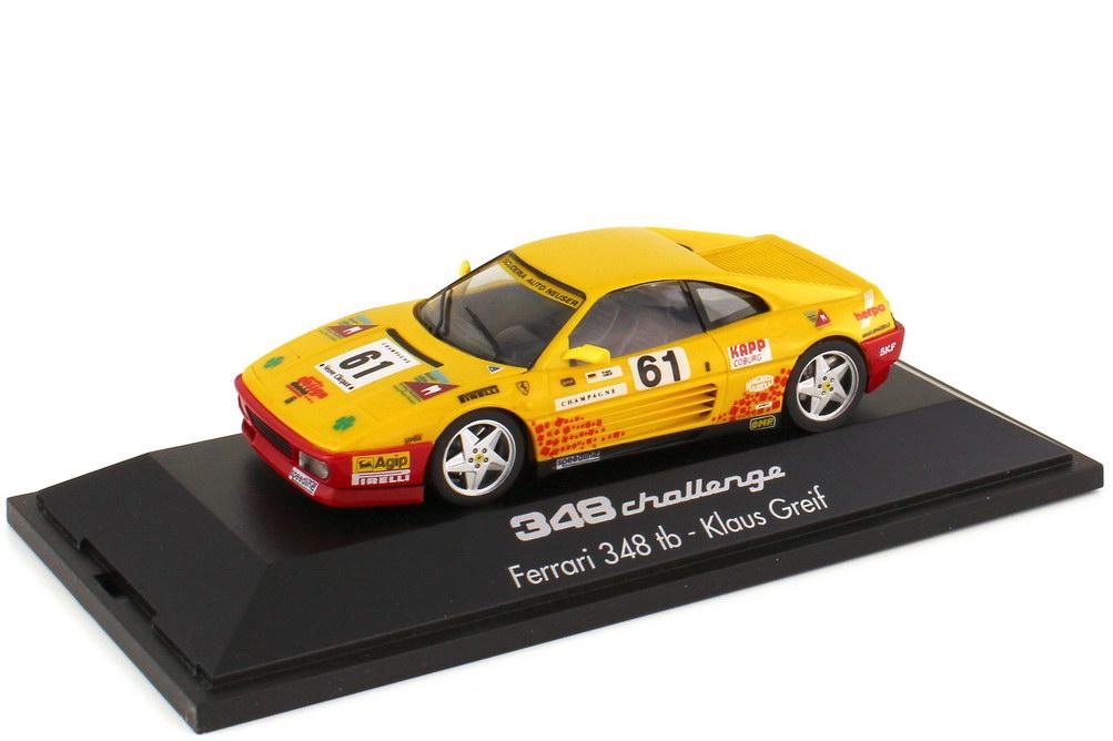 1:43 Ferrari 348tb Challenge 1993