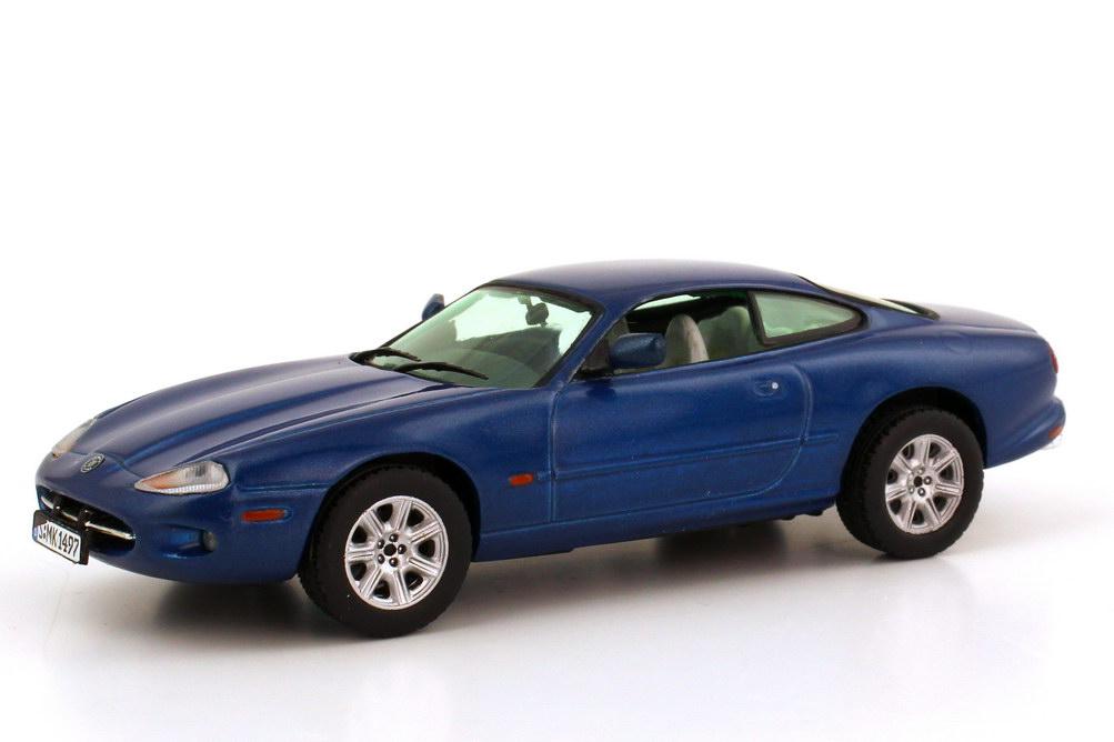 jaguar xk8 x100 coup antigua blue met vitesse v101c bild 4. Black Bedroom Furniture Sets. Home Design Ideas