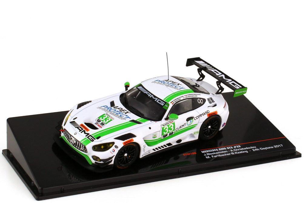 1:43 Mercedes-AMG GT3 (C190) 24h Daytona 2017