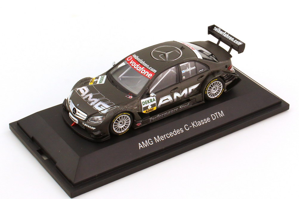 1:43 Mercedes-Benz C-Klasse (W204) DTM 2007
