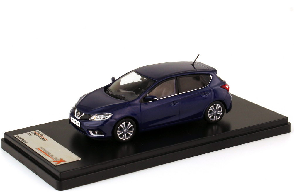 1:43 Nissan Pulsar (C13) azure-blau-met.