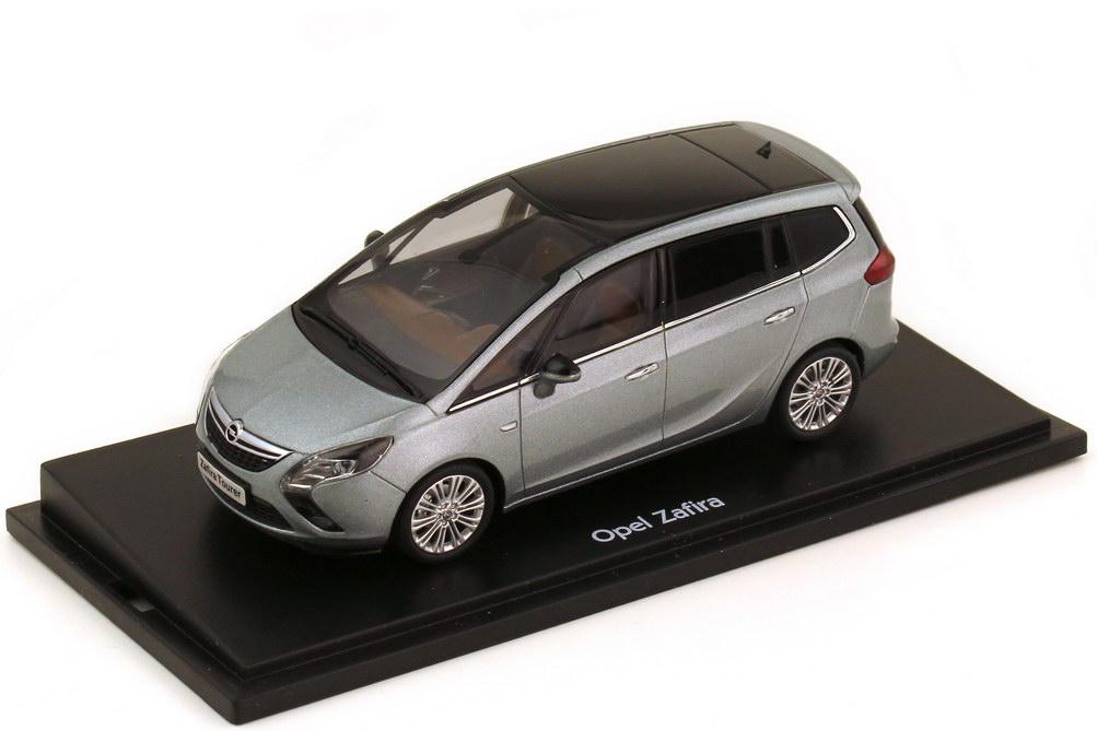 1:43 Opel Zafira Tourer silbersee-met. (Opel)
