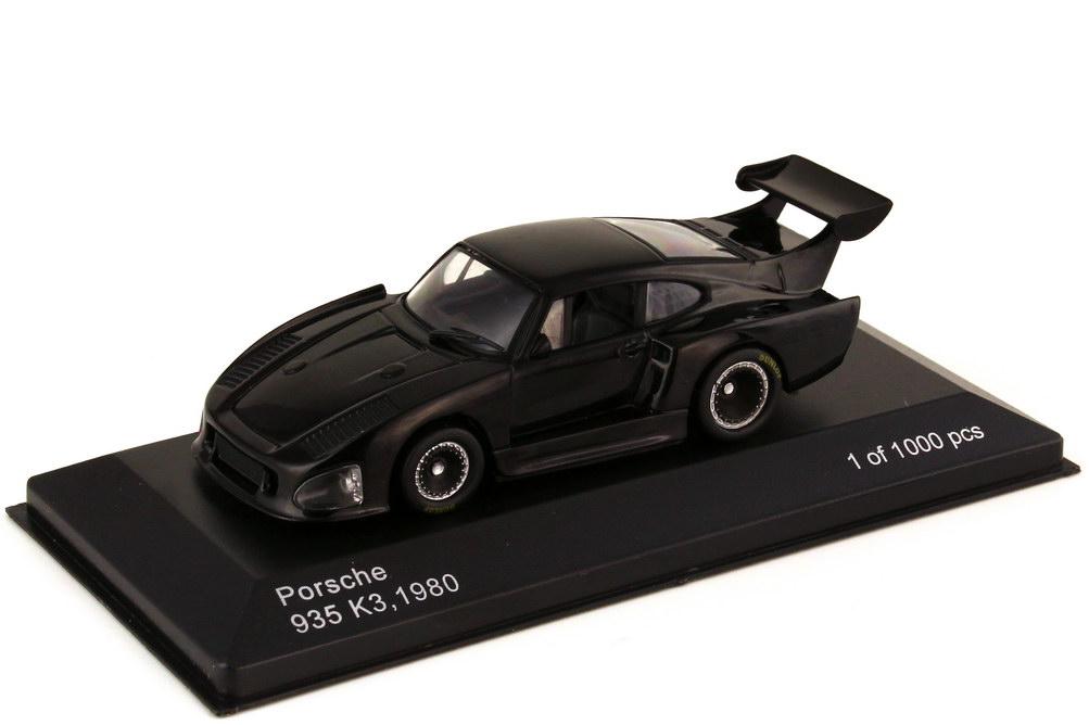 1:43 Porsche 935 K3 (1980) Plainbody schwarz