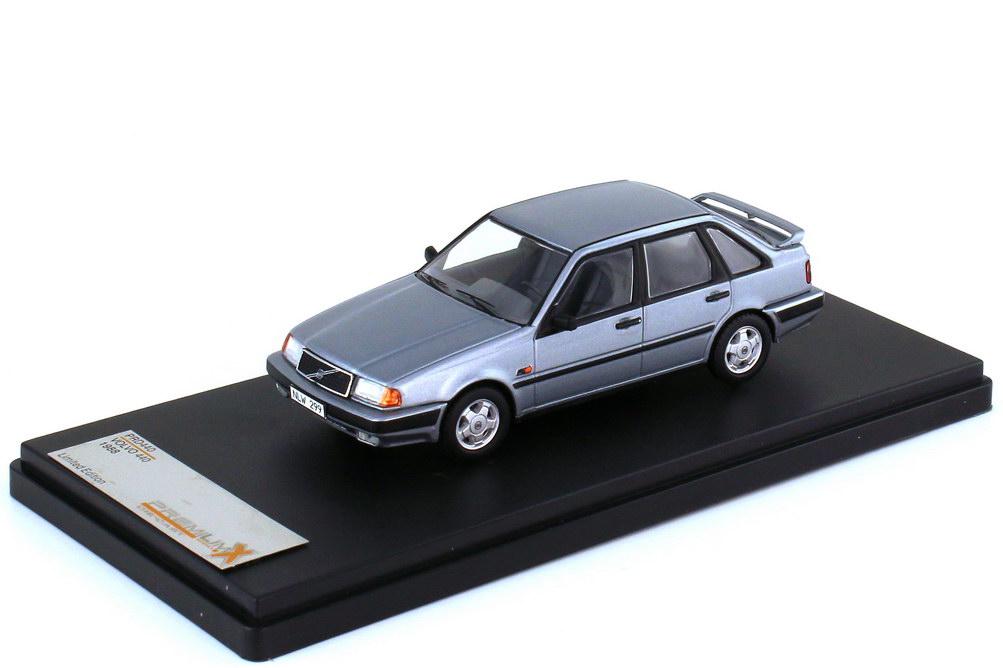 1:43 Volvo 440 (1988) grau-met.