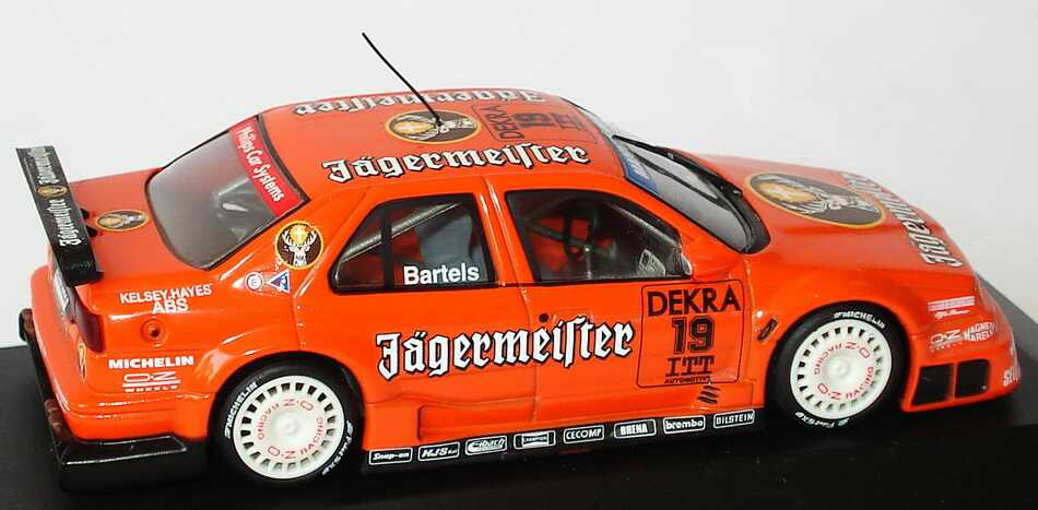 alfa romeo 155 v6 ti dtm 1995 j germeister bartels minichamps bild 4. Black Bedroom Furniture Sets. Home Design Ideas