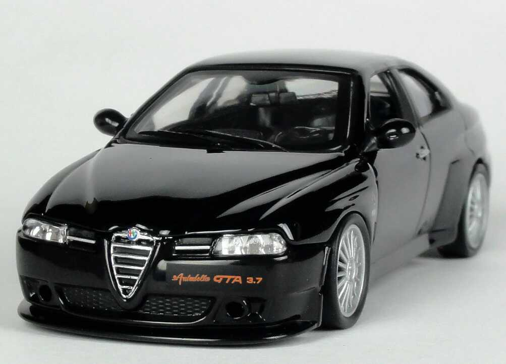alfa romeo 156 gta schwarz m4 7099 bild 2. Black Bedroom Furniture Sets. Home Design Ideas