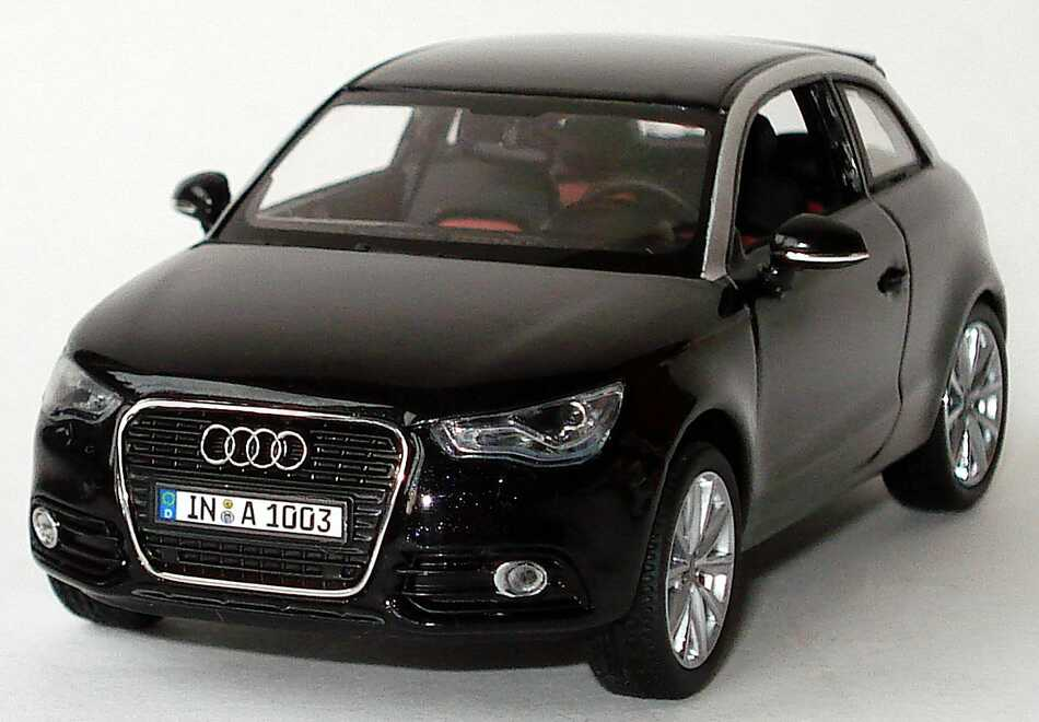 audi a1 phantomschwarz met werbemodell kyosho 5011001033 bild 4. Black Bedroom Furniture Sets. Home Design Ideas