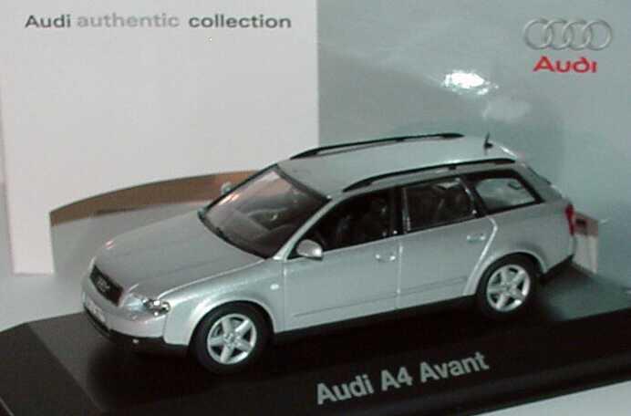 1 43 Audi A4 Avant 3 0 Quattro B6 Lichtsilber Met