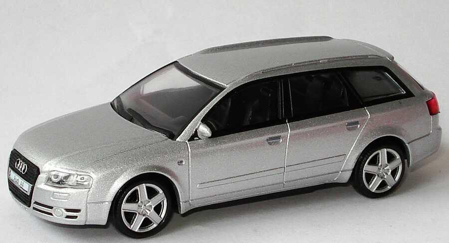 1 43 audi a4 avant facelift 2004 silber met mondo for M i motors