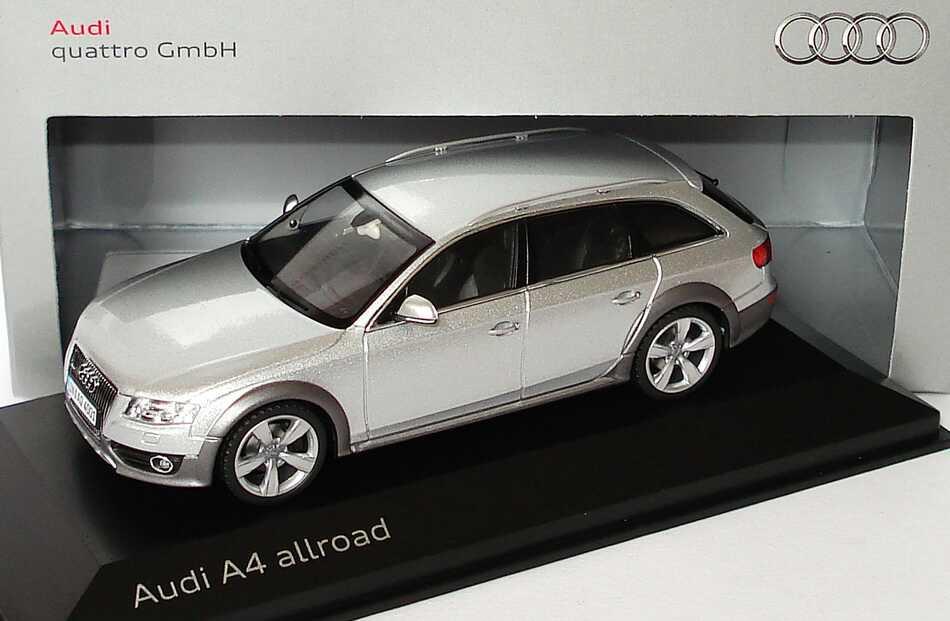 1 43 Audi A4 Allroad 3 0 Tdi Quattro Eissilber Met