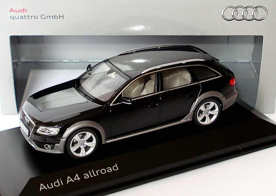 1 43 Audi A4 Allroad 3 0 Tdi Quattro Phantomschwarz Met