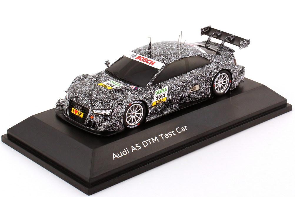 1:43 Audi A5 DTM 2012 Testcar / Erlkönig (Audi)