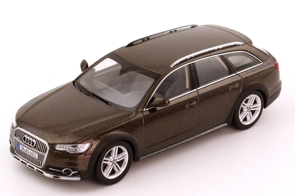Audi A6 Allroad Quattro 2012 C7 Java Braun Met
