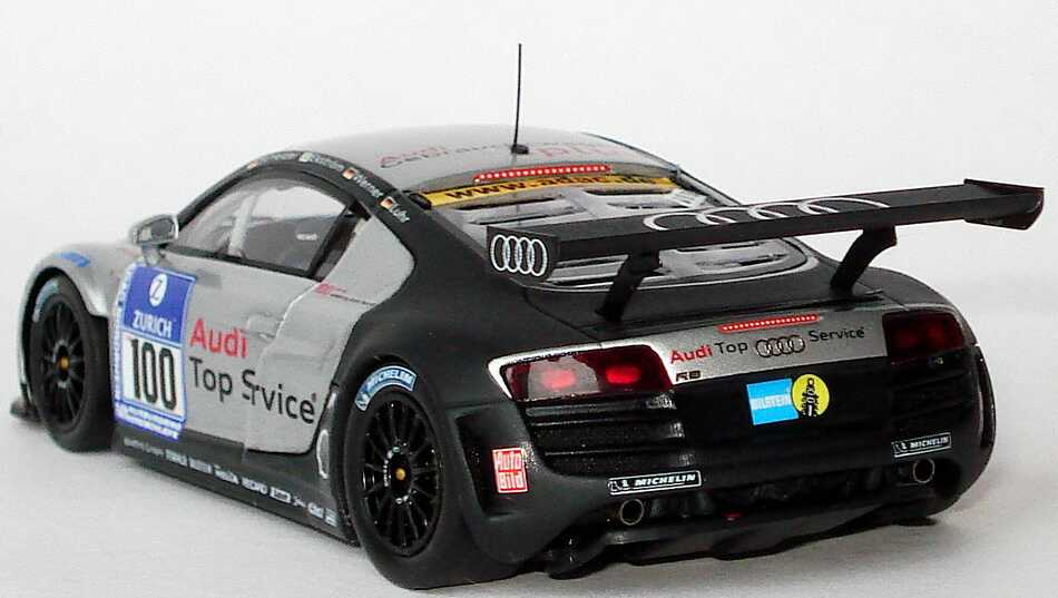 audi r8 lms 24 stundenrennen n rburgring 2009 abt sportsline gebrauchtwagen plus. Black Bedroom Furniture Sets. Home Design Ideas