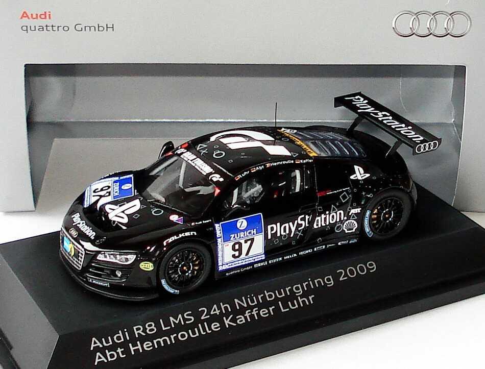1:43 Audi R8 LMS 24 Stundenrennen Nürburgring 2009