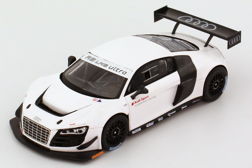 audi r8 lms ultra wei audi sport customer racing werbemodell spark 5021200313 bild 2. Black Bedroom Furniture Sets. Home Design Ideas